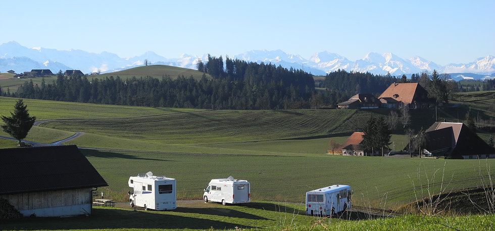 Camperstellplatz Bracher
